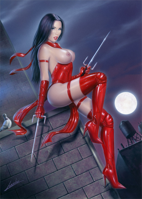 ELEKTRA (uncensored)