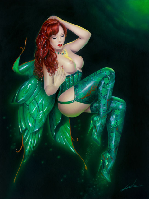 THE GREEN FAIRY- Uncensored