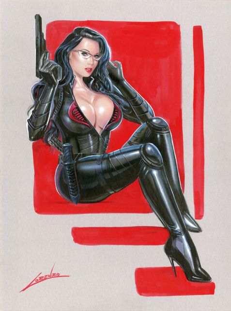 THE BARONESS - COBRA
