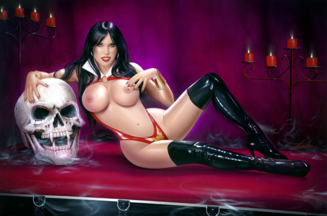 VAMPIRELLA (uncensored)
