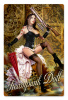 METAL SIGN - STEAMPUNK DOLL